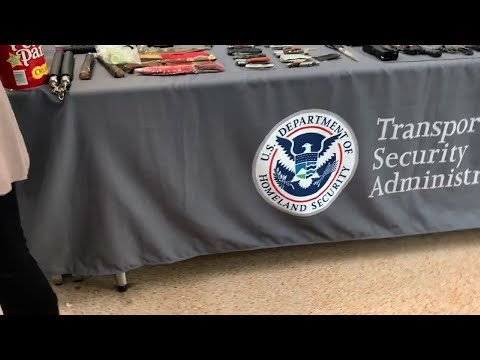 The Transportation and Security Administration is leading the way for federal agencies to use social media platforms to get information out to the public. (April 1)