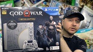 Розыгрыш PlayStation 4 Pro + God Of War