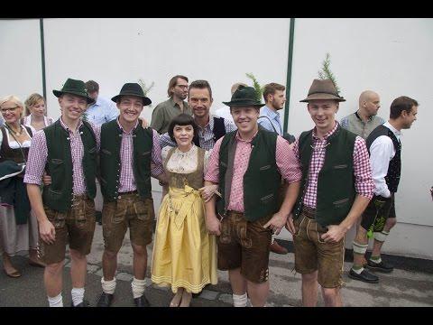 Oktoberfest 2015 - Wiesn Bummel - D`Eiglwoidler