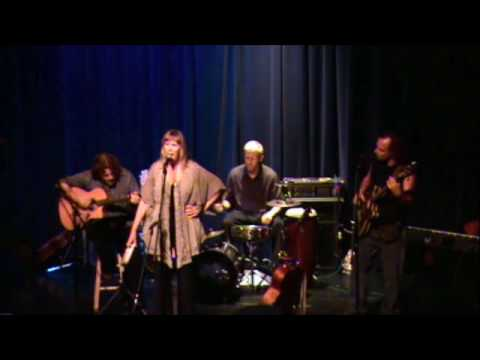 "Nancy Jephcote sings ""New Again"""
