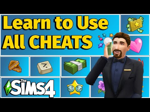 The Sims 4 Cheats: Most Popular and Useful