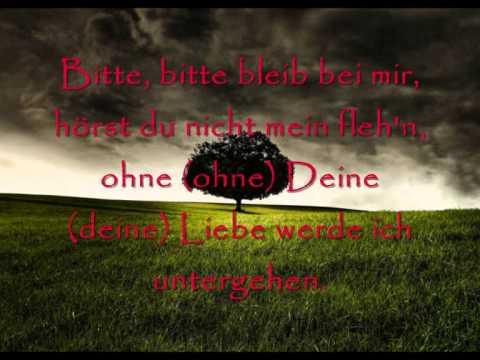 L'âme Immortelle- Bitte Bleib