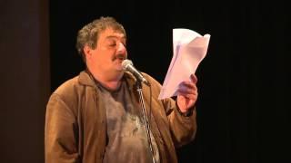 Дмитрий Быков на Пионерских чтения в ЦДЛ