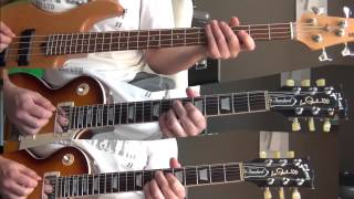 Big Soul - Le Brio (Guitar & Bass cover)