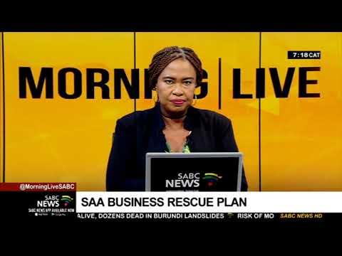 SAA business rescue plan | Martin Kingston