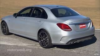MotorWeek | Track Test: 2016 Mercedes-Benz C450 AMG