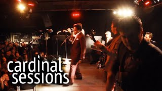 Lee Fields - You Just Can't Win (live) - CARDINAL SESSIONS