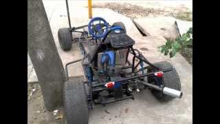 Vendo Karting Tipo Arenero