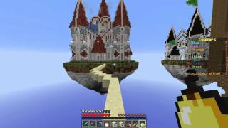 INCREIBLE - EGG WARS TEA PARTY MINECRAFT