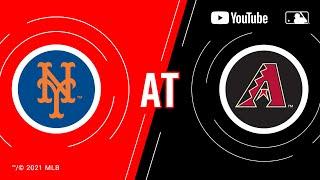 Mets bei D-Backs | MLB-Spiel der Woche Live auf YouTube