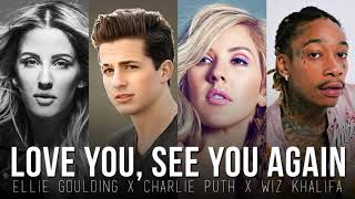 Gambar cover Love Me Like You Do vs. See You Again (MASHUP) Ellie Goulding, Wiz Khalifa, Charlie Puth