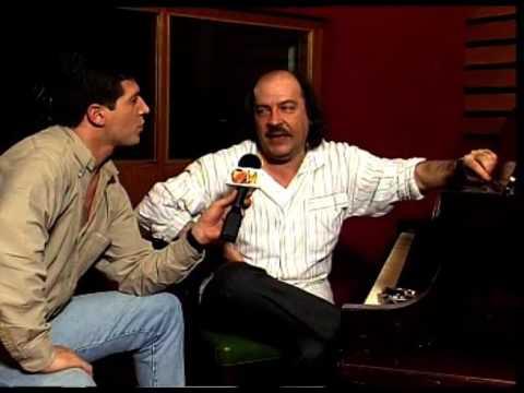 Litto Nebbia video Presenta El hombre que amaba... - Entrevista 1997