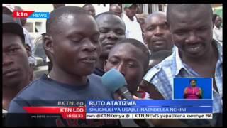 KTN Leo: Mkutano wa Naibu wa rais William Ruto yakatizwa kutokana na vijana kuzua rabsha