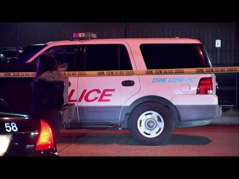 Authorities in Texas City, Texas say three young children were found dead Thursday in an apartment. They were with a woman who had a gunshot wound to her head. A man described as a person of interest gave himself up and is in police custody. (Jan. 4)