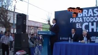 preview picture of video 'Capitanich  en la verde chaco'