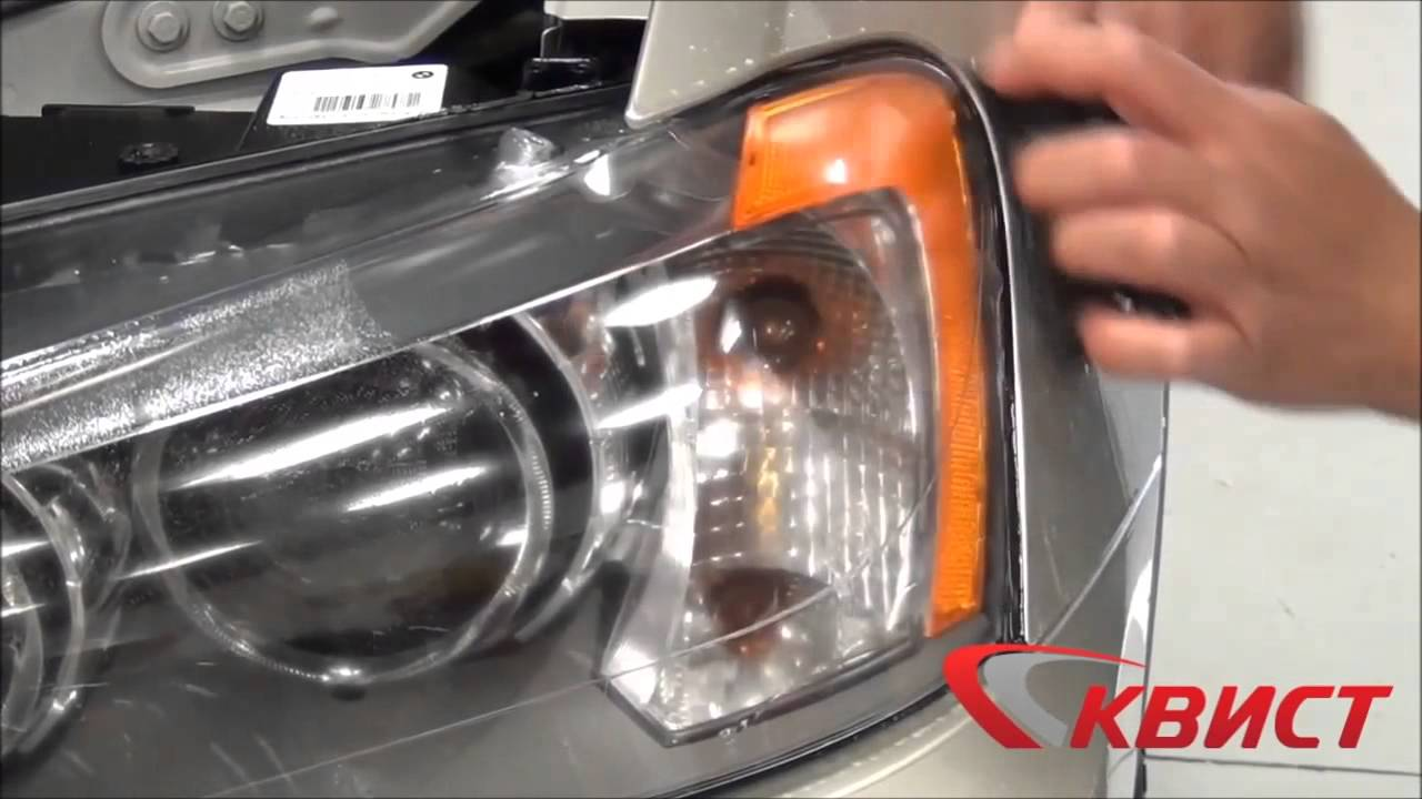 Видео Бронепленка для авто