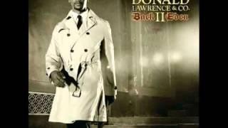 Donald Lawrence Co. - Back II Eden