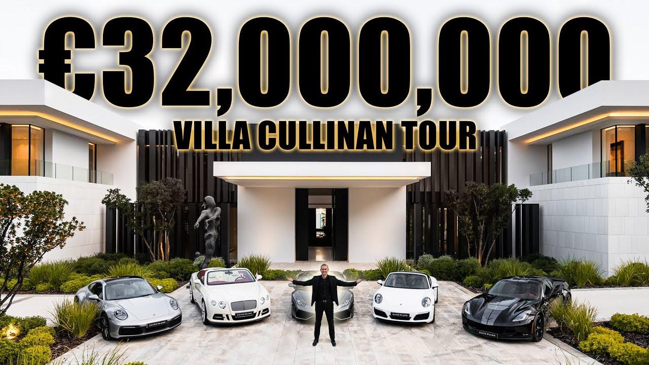 Villa Cullinan Absolutamente maravillosa única, nueva y lujosa Villa en venta en Zagaleta, Benahavis