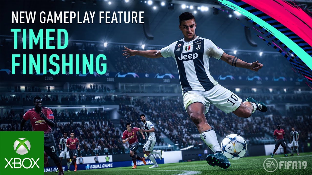 Video forFour FIFA 19 Gameplay Changes You Won't Want to Miss