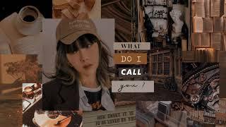 [ 1 HOUR ] TAEYEON (태연)『WHAT DO I CALL YOU』