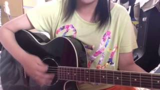 Why me(YUI cover.)