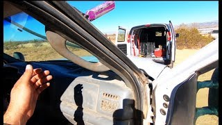 How to install a 2004 ford f250 windshield replacement in under an hour