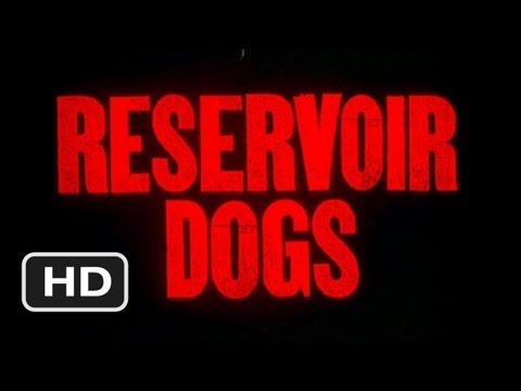Video trailer för Reservoir Dogs Official Trailer #1 (Red Band) - (1992) HD