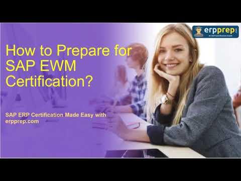 SAP EWM C_EWM_95 : Exam Guide and Questions Answers ...
