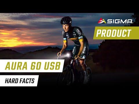 SIGMA SPORT // AURA 60 USB // Hard Facts