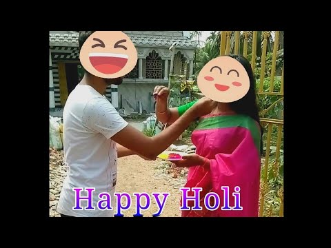 Some Types Of People On Holi || RD Mix Fun || Subscribe & Share
