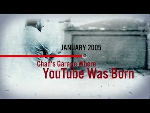 Youtube festeggia 7 anni