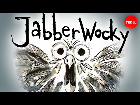 Classic Poetry Illustrated: Jabberwocky by Lewis Carroll