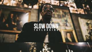 "Drake / Roy Woods Type Beat - ""Slow Down"" New 2017"
