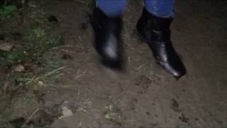 Muddy Walk With Ankle Boots - Part 2