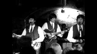 "RARE 2004 The Fab Four ""THANK YOU GIRL""  @ The CAVERN Tribute The BEATLES;by JamesRossVideo"