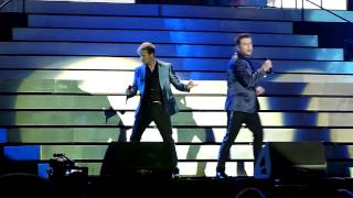 Westlife - Ain't that a kick in the head - Belfast 2-6-2012
