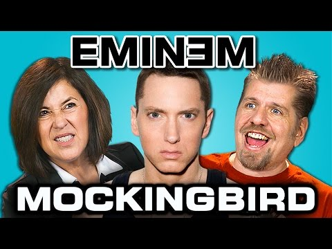 EMINEM - MOCKINGBIRD (Lyric Breakdown)