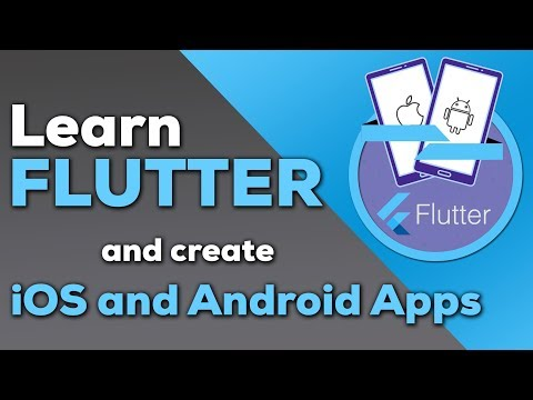 Flutter Tutorial For Beginners - Build IOS And Android Apps With Google's Flutter & Dart Mp3