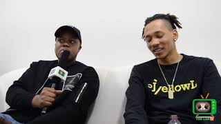 JYellowL interview with The Labtv Ireland | Fifa20 Soundtrack | Irish Scene | The Grind