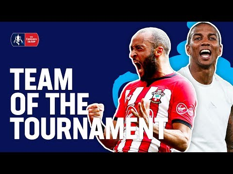 YOUR Team of the Tournament! | Emirates FA Cup 18/19