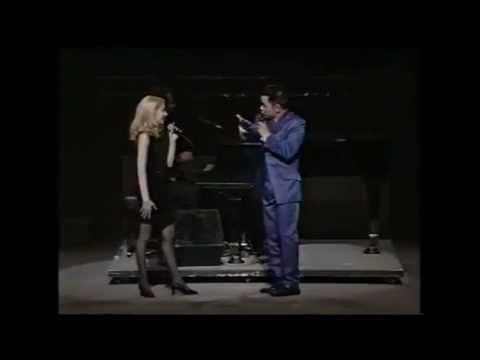 Christina Aguilera ft keizo nakanishi - All I Wanna do (Live) 1997
