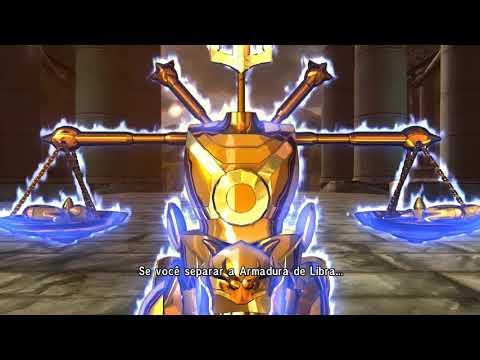 Gameplayer Cavaleiros do Zodíaco Alma dos Soldados Saga Ep 12