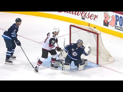 11/14/17 Condensed Game: Coyotes @ Jets