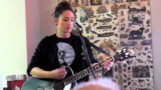 The Entertainer-KT Tunstall, Tower Records, Dublin'11