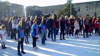 preview picture of video 'Break the Chain - One Billion Rising (Sassari)'