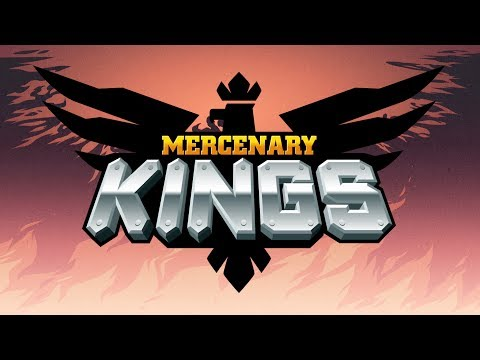 Mercenary King – launch trailer