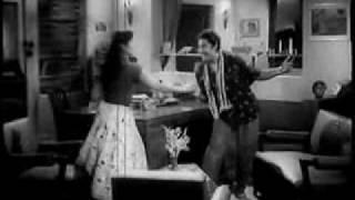 Dilli Ka Thug(1958)-C.A.T Cat Maane Billi (Kishore Kumar
