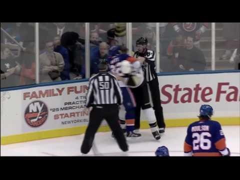 Brendan Witt vs. Jay McKee
