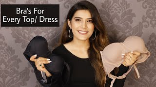How To Do BRA Shopping | #BraHacks | Lingerie Essential | Super Style Tips