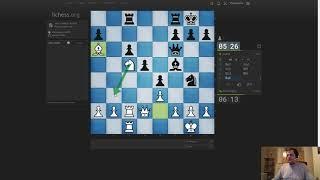 Échecs classiques #134 : Christopho vs awrta (Défense Nimzo-indienne)